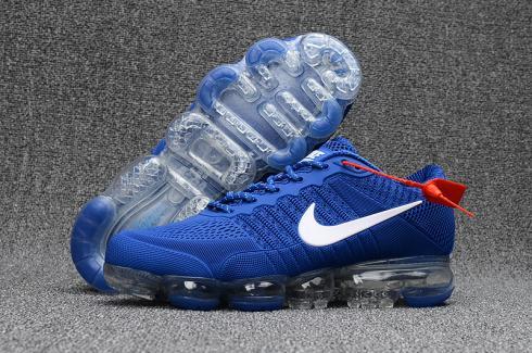 on sale 0cd37 01705 Nike Air Max 2018 Running Shoes KPU Men Blue White 849558-013