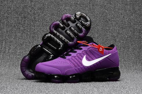 Nike Air Max 2018 Running Shoes KPU Women Purple White 849558-020