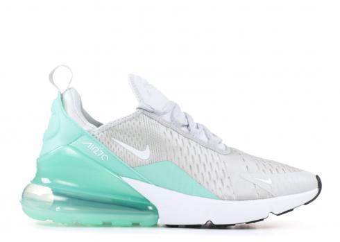 Nike Air Max 270 GS Platinum White Pure