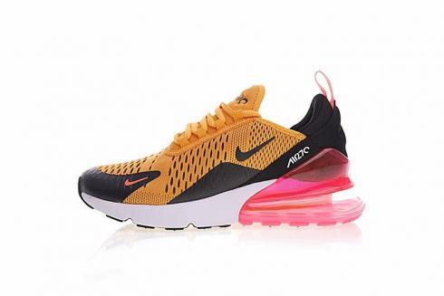 Nike Air Max 270 Yellow Black Pink White Ah8050 706 Sepsale