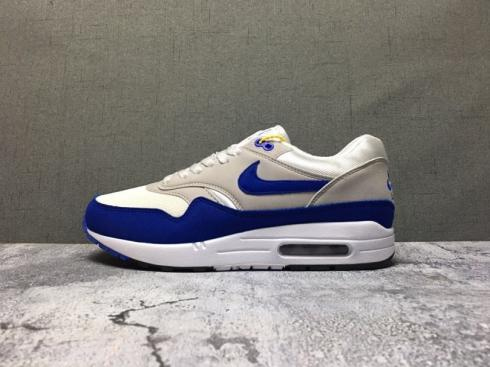 Nike Air Max 1 30th Anniversary OG White Grey Blue 908375 101