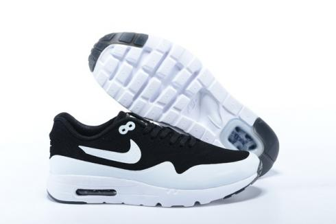 Nike Air Max 1 Ultra Moire Herren Sneakers Total Black