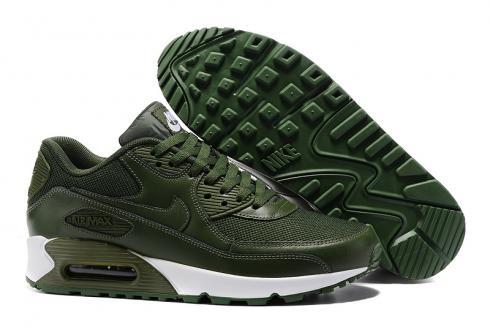 Nike Air Max 90 army green white men