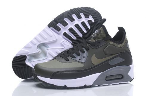 NIKE AIR MAX 90 NS GPX Mid Men Shoes Camo Green White