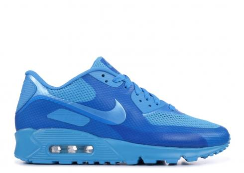Nike Air Max 90 Hyperfuse Blue Glow 454446 400