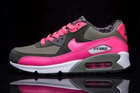 Nike Air Max 90 Ultra 2.0 Essential pink white women Running