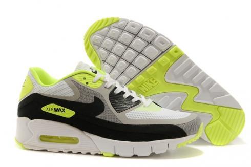 Nike Air Max 90 Breeze Schuhe Essential Sneakers Dark Blue Light Grey White 644204 010