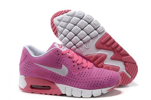 Nike Air Max 90 Current Moire Pink White 344081 014
