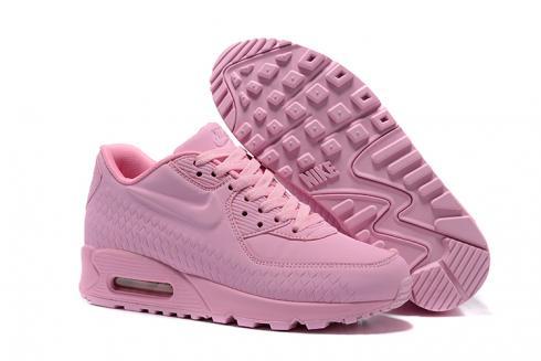 Nike Air Max 90 Woven Women Shoes Women Training Running Shoes Light