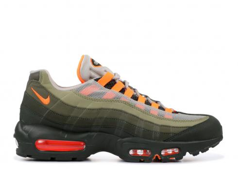 Nike Air Max 95 OG String Total Orange Neutral Olive AT2865-200