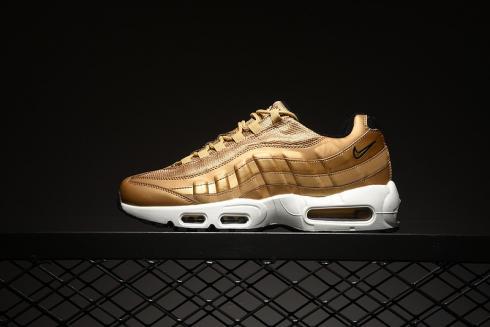 sports shoes 26ec8 f2b66 Nike Air Max 95 Premium QS Metallic Gold Low 918359-700