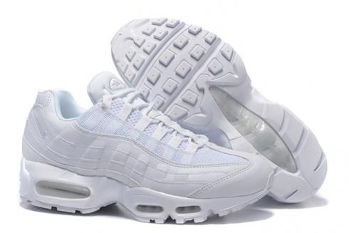 Nike Air Max 95 White Men Shoes Pure