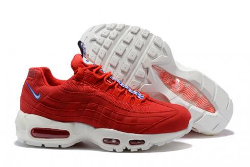 Nike Air Max 95 Essential Men Women Casual Fashion Shoes Red