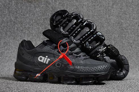 nike air max vapormax all black