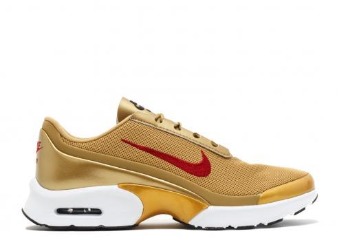 Nike Air Max Jewell Qs Metallic Gold Gold Metallic Black Varsity White Red 910313 700