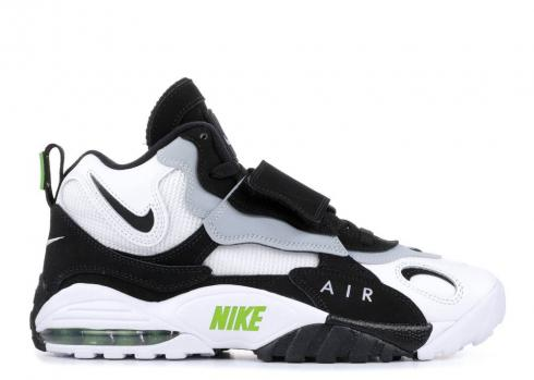 Nike Air Max Speed Turf Chlorophyll Wolf White Black Grey 525225 103
