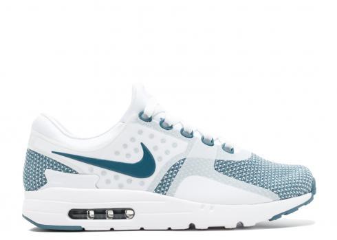 Nike Air Max Zero Essential Triple Black 876070 006 Mens Running SNEAKERS 6
