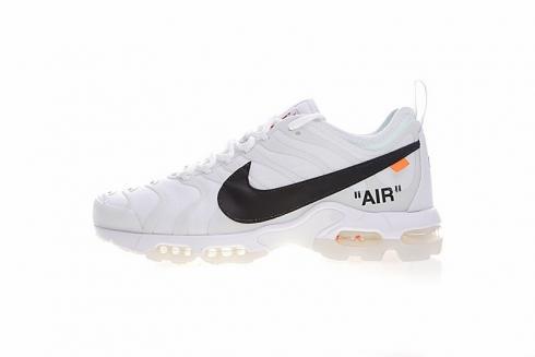 OFF White X Nike Air Max Plus TN Ultra