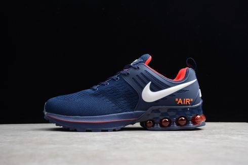 Nike Air Vapormax 2019 Blue Red 524977 509