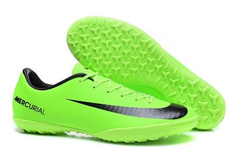 Nike Mercurial Superfly V FG Soccers Shoes Bright Green Black