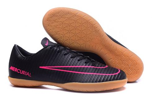 Nike Mercurial Superfly V FG low Assassin 11 broken thorn flat black purple football shoes
