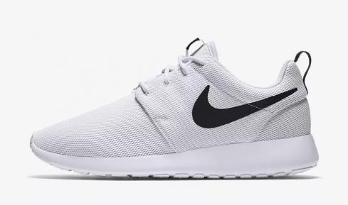 Nike Roshe One White Black 844994-101