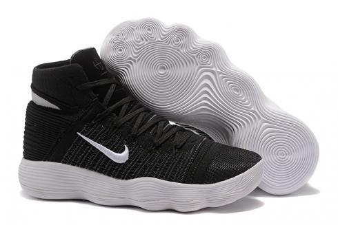Nike Hyperdunk 2017 Men Basketball Shoes Black White New