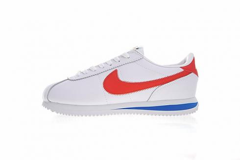 44290906d2537 Prev Off White X Nike Cortez Basic Roshe SP White Blue Team Red 815653-015