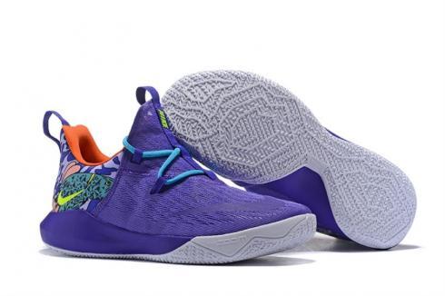 Ciudad Menda Encantada de conocerte Banquete  Nike Zoom Shift 2 EP Purple Colorful AR0459-701 - Sepsale