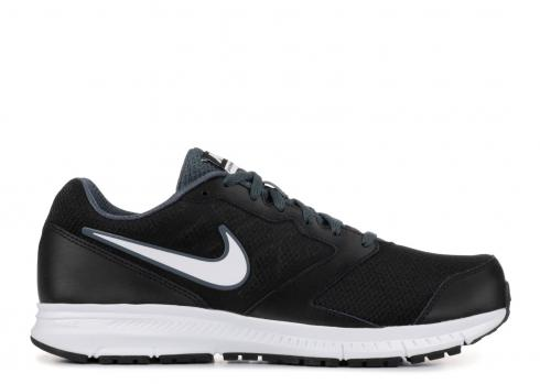 Nike Downshifter 6 4E Black White Dark Magnet Grey Mens 684653-003
