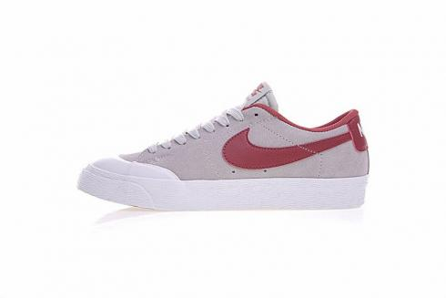 cheaper e946d 904f2 Nike SB Air Zoom Blazer Low White Pink 864348-160 - Sepsale