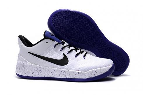 Nike Zoom Kobe 12 AD White Purple Black