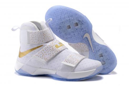 Nike Lebron Soldier 10 EP X Men White