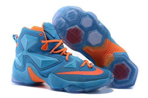 newest 0eee6 2c59a Prev Nike LeBron 13 EP XIII James Basketball Royal Blue Orange 823301