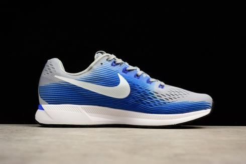 ed3db6b8 Prev Nike Air Zoom Pegasus 34 Running White Blue Anthracite 880555-007