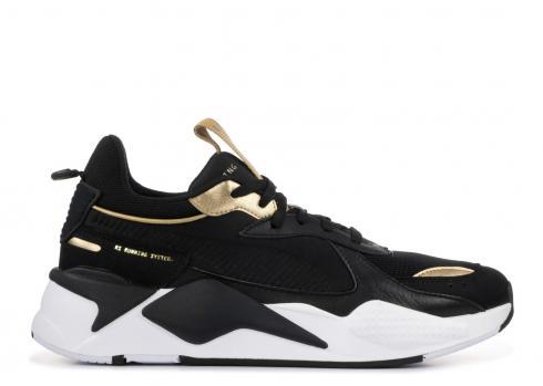 Puma Rs-x Trophy Black Gold 369451-01