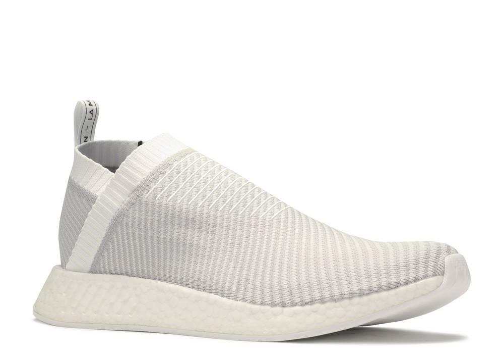 Adidas Nmd Cs2 Primeknit Grey Core