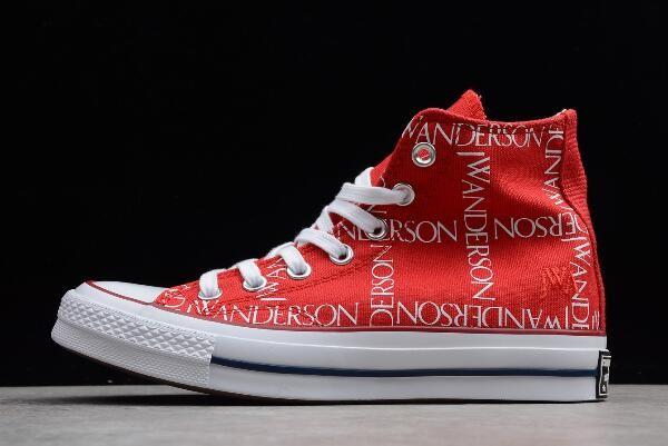 Converse Converse x JW Anderson Chuck 70 Hi Optical White