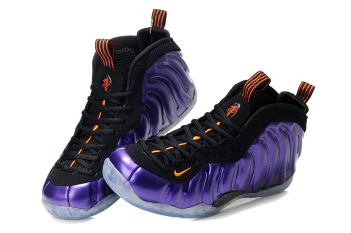 reputable site 09c55 f1971 Nike Air Foamposite One Phoenix Suns Electro Purple Total Orange 314996-501