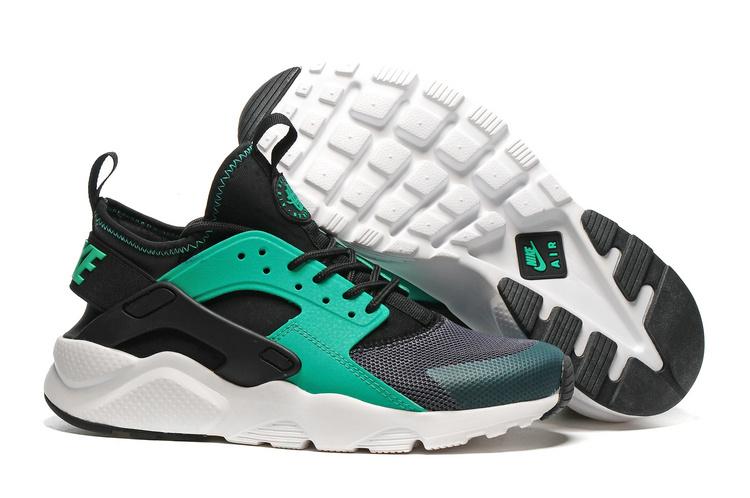 edb1c314c6c2 Prev Nike Air Huarache Run Ultra BR Running Shoes Sneakers Dark Grey Menta  Black 819685-003. Zoom