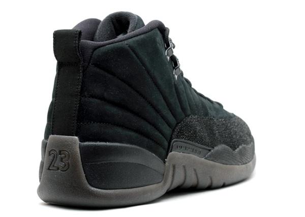 info for 382aa 8dd3e Nike Air Jordan 12 XII OVO Retro Men Shoes OVO Black 130690