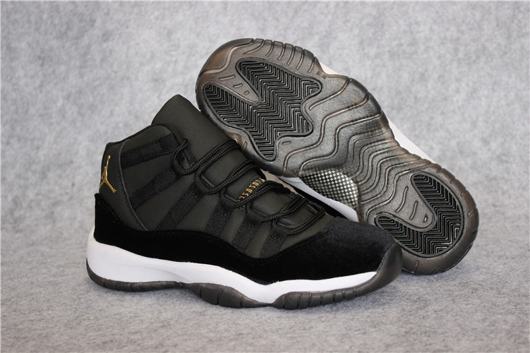 9c2505fd9ea Prev Nike Air Jordan 11 XI Retro Heiress Velvet Black Unisex Shoes 852625