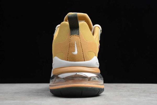 Nike Air Max 270 React Club GoldLight Bone AO4971 700