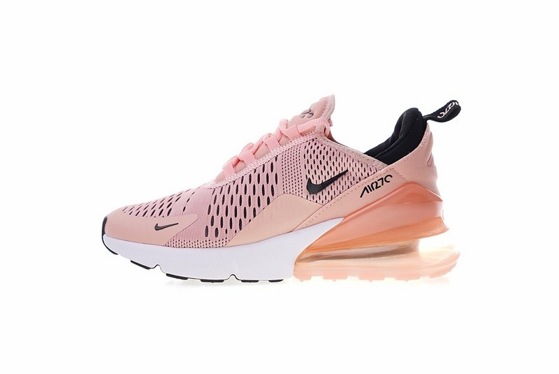 5a693ef3d7 Prev Nike Air Max 270 Coral Dust Coral Stardust Black Summit White AH6789- 600