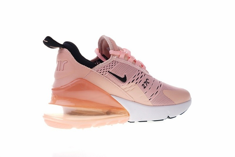 save off 35884 7dc21 Nike Air Max 270 Coral Dust Coral Stardust Black Summit White AH6789-600