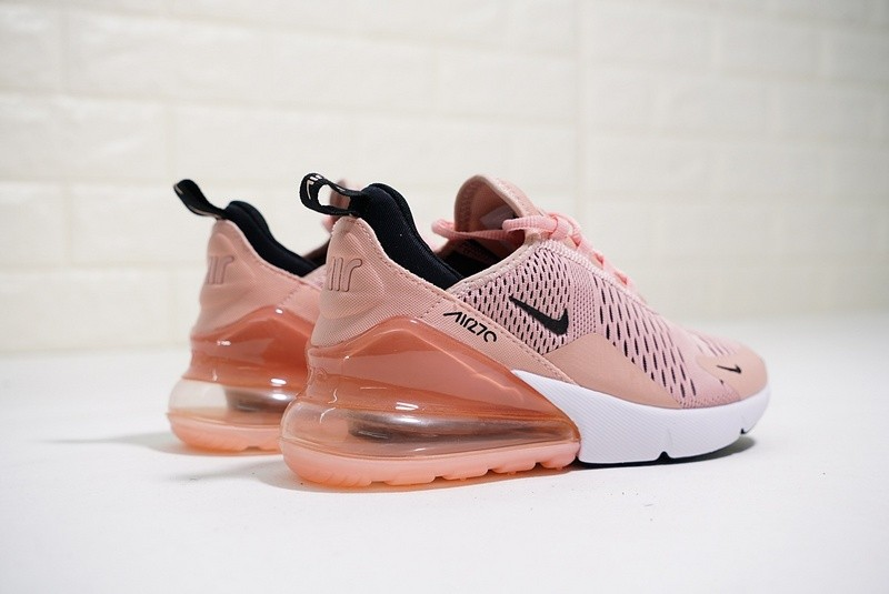 save off 91795 f84af Nike Air Max 270 Coral Dust Coral Stardust Black Summit White AH6789-600
