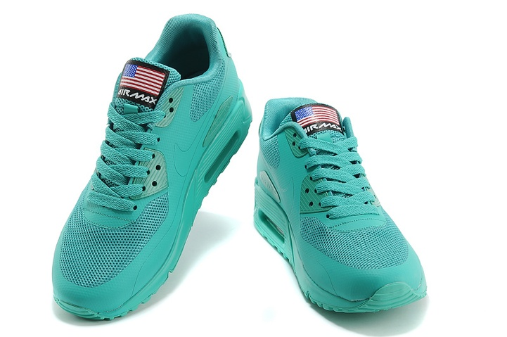 Nike Air Max 90 Hyperfuse QS Army Green July 4TH