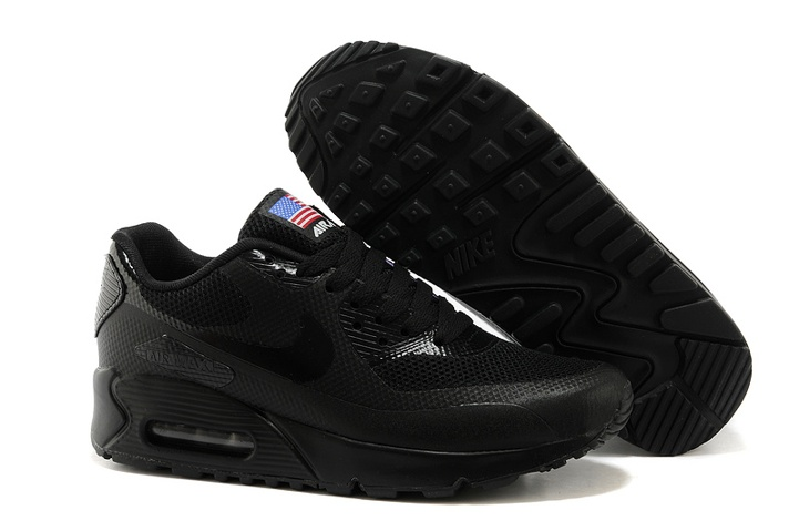 5f07abae2847c Prev Nike Air Max 90 Hyperfuse QS Sport USA Black July 4TH Independence Day  ...