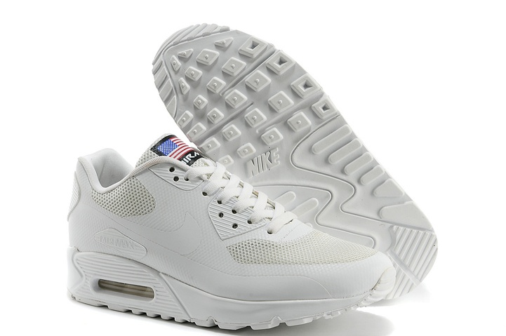 f6abfbb3dc Prev Nike Air Max 90 Hyperfuse QS Sport USA White July 4TH Independence ...