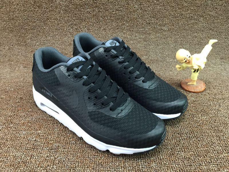 Nike Air Max 90 Ultra 2.0 Essential Dark Grey White Classic 819474 013